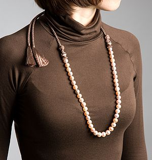lengths for pearl necklaces